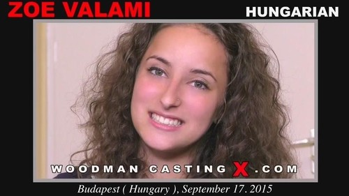 Zoe Valami  - Casting X 160 * Updated *  (SD)