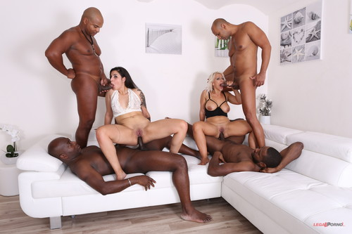 LegalPorno.com - Kinky Orgy With Stacy Sommer And XXX Nykita IV270