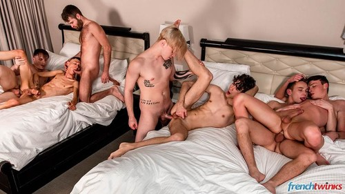 FrenchTwinks – US Road Dick Episode 2