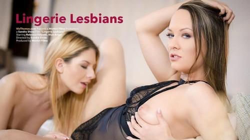 Blue Angel, Rebecca Volpetti  - Lingerie Lesbians  (2019/VivThomas.com/FullHD)