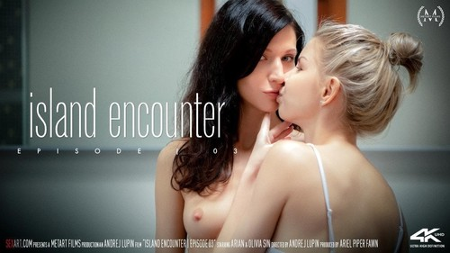 Arian, Olivia Sin  - Island Encounter. Episode 03  (HD)