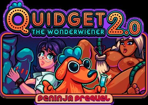 Quidget the Wonderwiener 2 Alpha - Version 0.2.56 SE by TeamTailnut