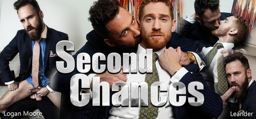 MenAtPlay – Second Chances: Logan Moore & Leander