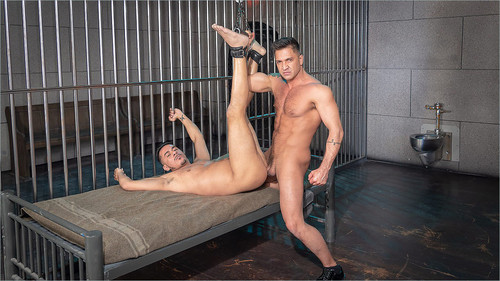 DominicPacifico – Enchained: Processing Cesar (Dominic Pacifico & Cesar Xes) Bareback