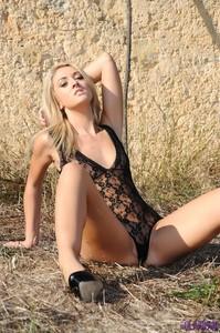 Charlotte Markham - Adorable Charlotte Strips From Her See Thru Bodysuitx6xdbsbxp6.jpg