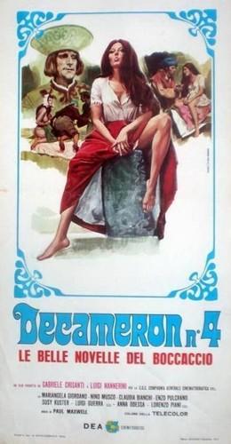 Decameron N° 4 - Le Belle Novelle Del Boccaccio [SD]