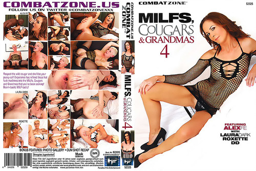 MILFs Cougars And Grandmas 4