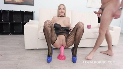 Florane Russell, Thomas Lee, Angelo, Michael Fly, Rycky Optimal - Total Dap Destruction With Florane Russell, Balls Deep Anal Dap, Gapes, Swallow Gio989 (2019/LegalPorno.com/SD)