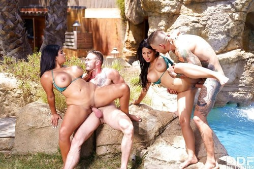 Double Fucking Foursome [FullHD]