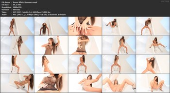 Nessa Devil - White Romance, HD