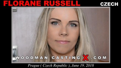 Florane Russell - Florane Russell Casting (FullHD)