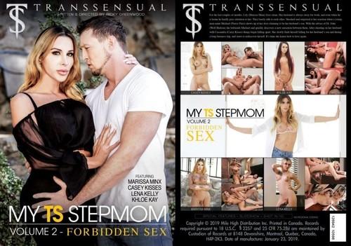 My Stepmom TS Volume 2 - Forbidden Sex  - Marissa Minx, Pierce Paris, Khloe Kay, Wolf Hudson, Casey Kisses, Lena Kelly (Transsensual-2019)