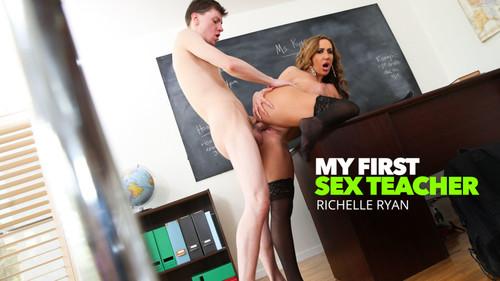 Richelle Ryan, Rion King - My Fir$t S3x Te@cher