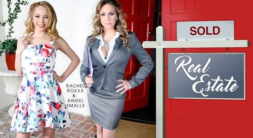 Angel Smalls, Rachel Roxxx - Real Estate (VR, VR Porn, Virtual Reality, Oculus Rift, Vive)
