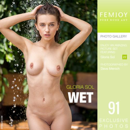 Gloria Sol - Wet (2019-04-25)