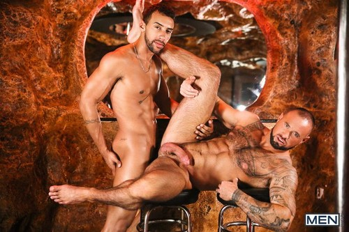 MEN - Private Dancer Part 1 (Michael Roman & Jay Alexander)