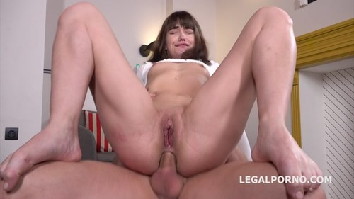 Mr. Anderson Anal Casting with Bena Rose, Balls Deep Anal, ATM, Gapes GL027 fhd