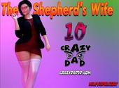 CrazyDad3D - The Shepherd's Wife 10 - Ongoing