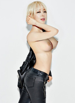 Naked k-pop - Choa (AOA) fake nude photo