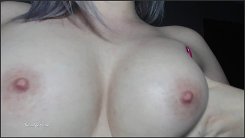 Stop staring at my tits! - Candy Glitter  - iwantclips