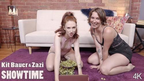 Kit Bauer And Zazi  Showtime [FullHD]