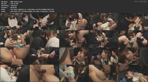 IBW-190 Aya Inami School Girls Bus Groping Pies sc2