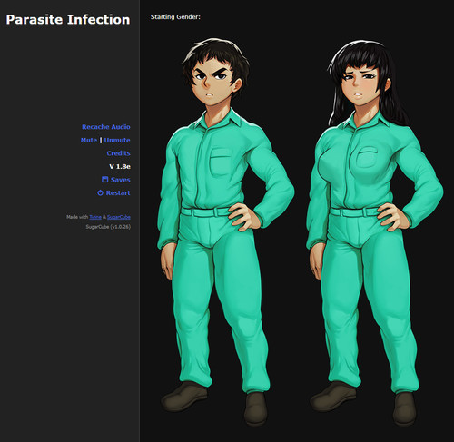 Parasite Infection Version 3.1 by ParasiteInfection