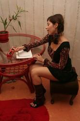 Busty Alli Sexy lace black dress 99 pics 24 Mb