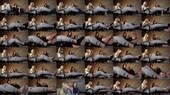 Carmina And Mikaila's Sweaty Feet Challenge - Carmina, Mikaila