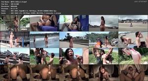 MPD-050 Ruri Post Exposure Outdoors College Student sc1