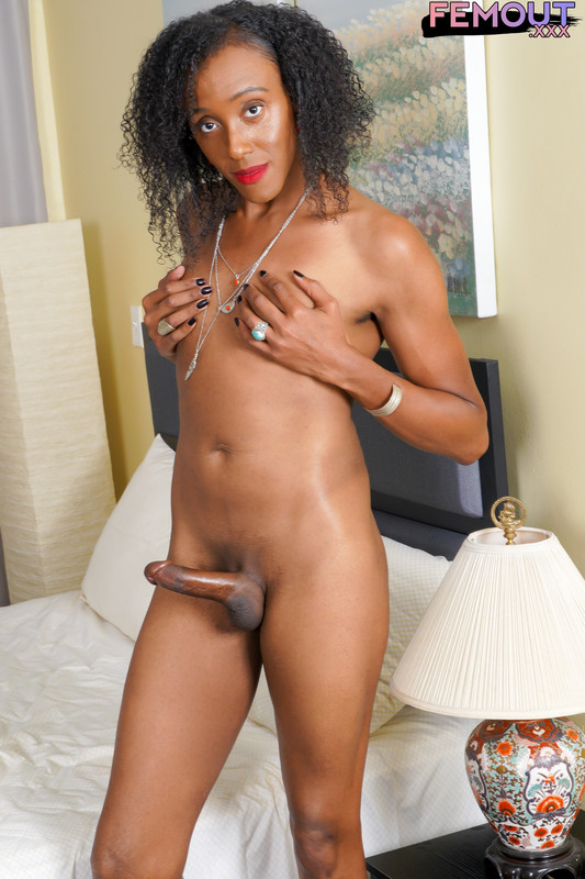 Toni Imani Strokes And Cums! (18 July 2019)