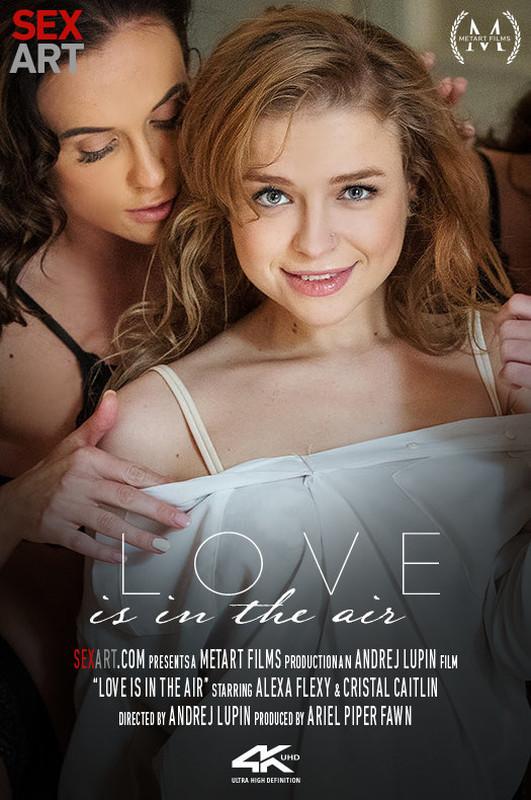 Alexa Flexy, Cristal Caitlin - Love Is In The Air (2019-07-19)