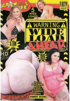 Warning Wide Load Ahead