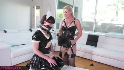 Ashley Edmonds, Lexi Sindel, Natalie Mars - Full Service Maid