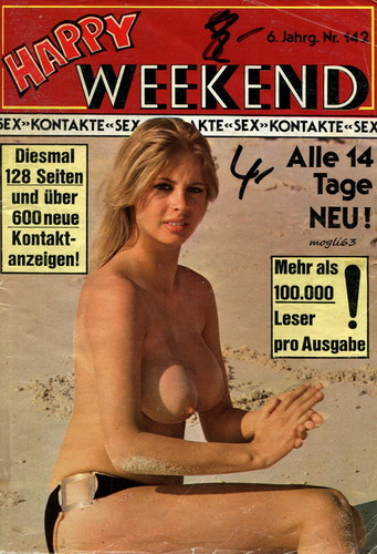 Happy Weekend Nr142 Cover