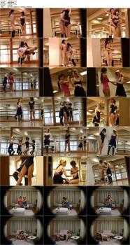 LHBR-027 Lesbian Ballet Instructor Hidden Camera 7 - Voyeur, Lesbian, Leotards, Cunnilingus