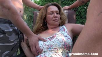 Horny Melinda GrandMams
