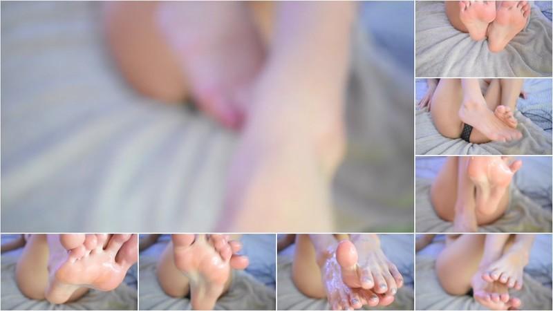 Nicole Eden Foot-Bitch-Worship-My-Feet [FullHD 1080P]