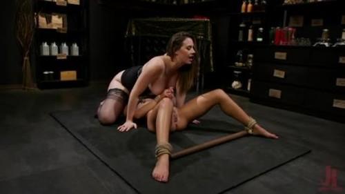 Virgin Lesbian Witchcraft Chanel Preston Enchants Isabella Nice