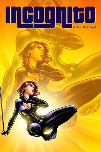 Incognito 1-8 (Bot Comics) Cover