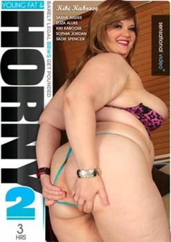 Young Fat And Horny #2