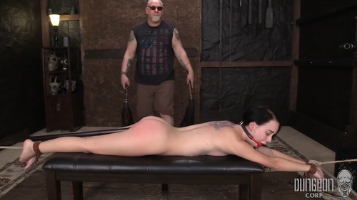 Bambi Black - The Helplessness of the Ropes, part 3