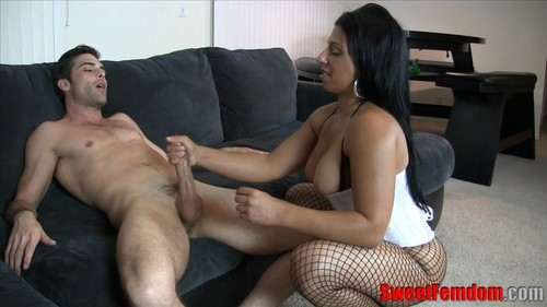 Begging to Cum with Alexis Rain