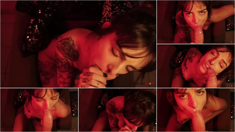 Dread Hot - After Party Teen Blowjob with FACIAL [FullHD 1080P]