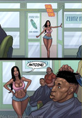 Chocolate City – Baby Mama from Blacknwhitecomics - 28 pages