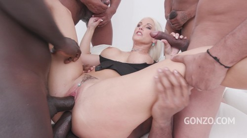 LegalPorno 2019 Blanche Bradburry Assfucked By 1 2 3 4 Guys and Then Gangbanged By All 10 Of Them 720p XXX MP4-CLiP