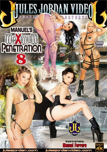 Manuels Maximum Penetration 8 (2019)