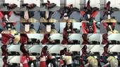 Latex Dolly's Giant Dildo Ass Pegging - Miss Velour