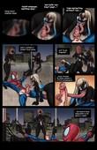 Tracy Scops - Venom Stalks Spider-Man