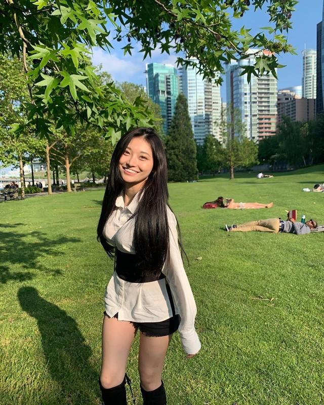 正妹祈錦鈅擔任反毒大使網友:快來逮捕我